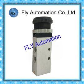 Çin 0.9 - 10bar Pnömatik Makine Vana G1 / 8 ve G1 / 4 Mekanik valf Tedarikçi