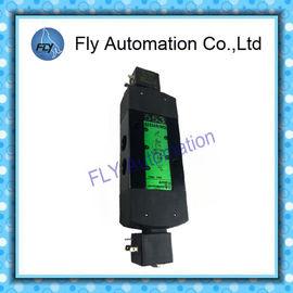 Çin JOUCOMATIC Serisi 1/2 İnç Bistable İşlev Çift Pnömatik Solenoid Valfler SCG553A018MS Distribütör